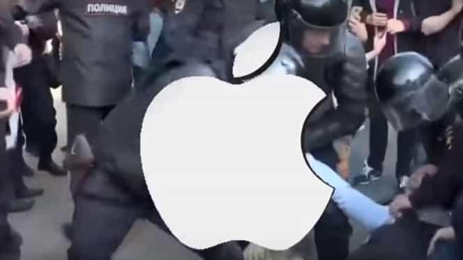 """Apple, criticat dur de ucrainieni într-un video viral! Totul a pornit după ce au trecut Crimeea drept """"teritoriu rusesc"""""""