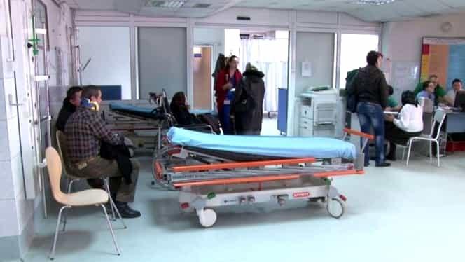 Un bărbat susţine că un pacient a murit la Urgenţe, după ce a implorat să fie salvat