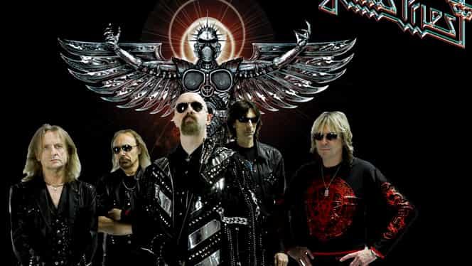 Rock-ul e la putere! Judas Priest va concerta la Bucureşti