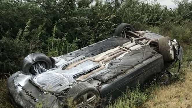 Coloana oficială a lui Igor Dodon, grav accident de circulație