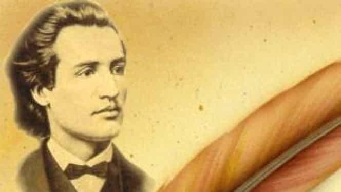 25 februarie, semnificaţii istorice! Mihai Eminescu îşi face debutul în literatură!