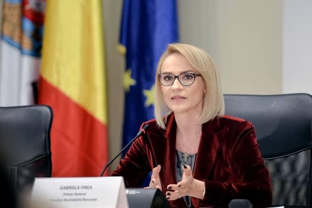 Gabriela Firea, amenințări la adresa premierului Ludovic Orban! Firea