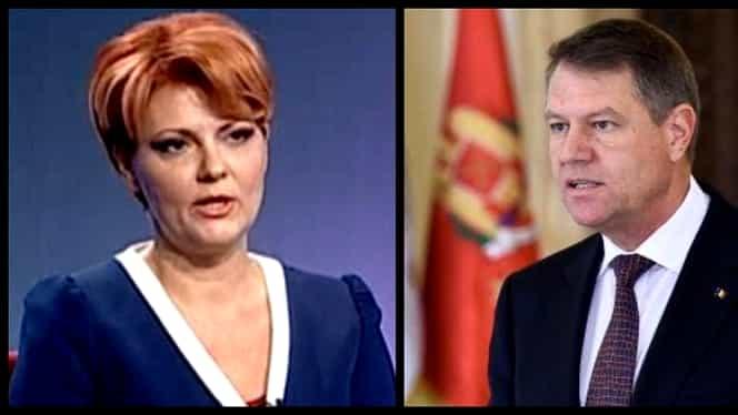 Olguța Vasilescu a fost sancționată de CNCD din cauza declarației legate de Iohannis