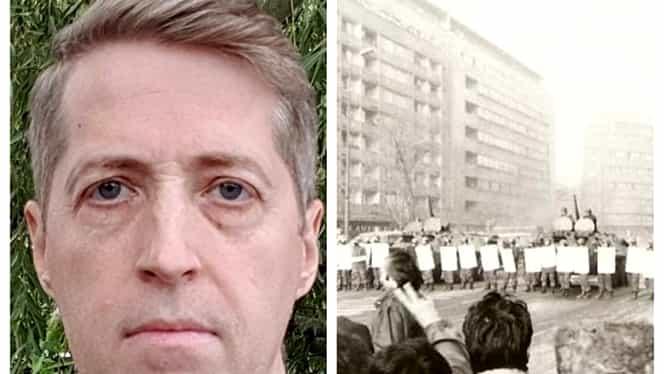 """Radu Herjeu, amintiri despre Revoluție! """"Doi tineri înarmați au venit și ne-au luat la întrebări"""""""