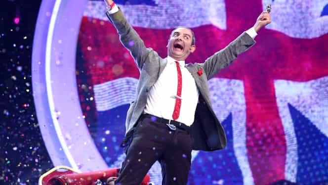 """Sosia lui Mr Bean a făcut show la iUmor, de la Antena 1: """"""""Sunt foarte, foarte fericit!"""""""