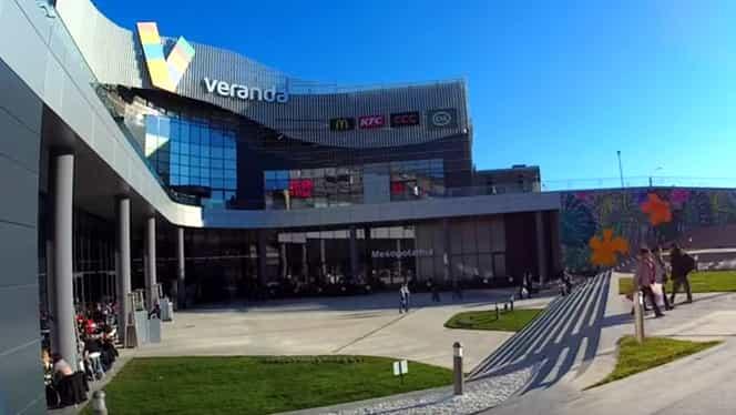 Alertă cu bombă, din nou, la Veranda Mall. SRI face verificări amănunțite