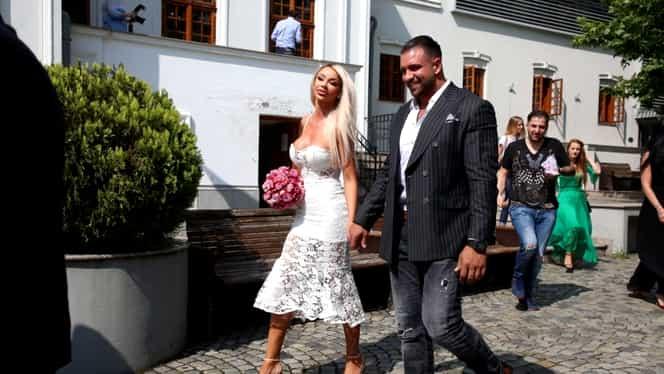 Prima reacție a lui Victor Slav după ce Bianca Drăgușanu s-a căsătorit cu Alex Bodi