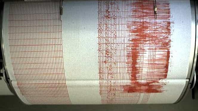 Cutremur puternic în Dorsala Indiana de Sud-Vest. Seismul a avut 5,7 pe Richter