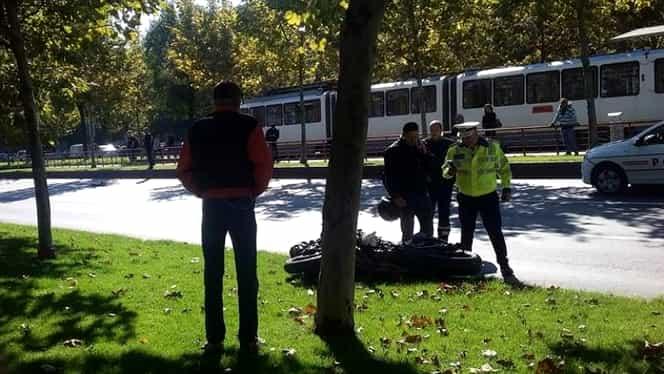 Accident înfiorător în Sectorul 3! Șoferul vinovat a fugit după ce a omorât un om