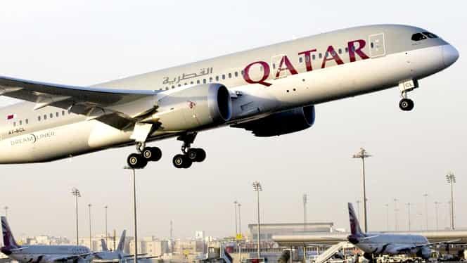 Iadul s-a dezlănţuit la bordul unui avion, după ce o soţie a prins telefonul soţului! Ce a făcut pilotul!