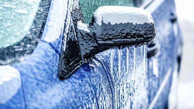 Prognoza meteo marți, 27 noiembrie 2018. Se anunță ploaie înghețată și ninsori