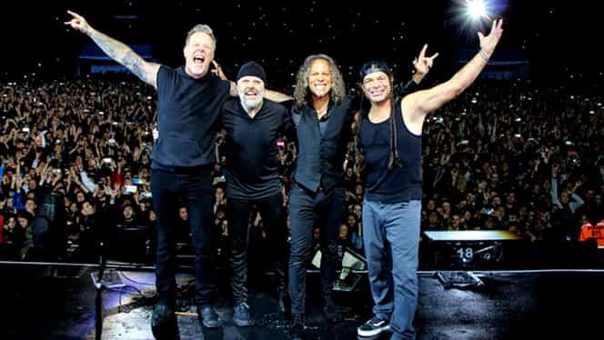 Metallica sare în ajutorul pompierilor din Australia! Celebra formație de heavy metal donează 462.000 de euro