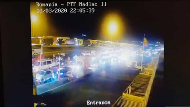 Ultima oră. Cozi uriașe la Vama Nădlac! Românii din Italia se întorc în țară. Trafic rutier în timp real la granițe. Harta Live. UPDATE