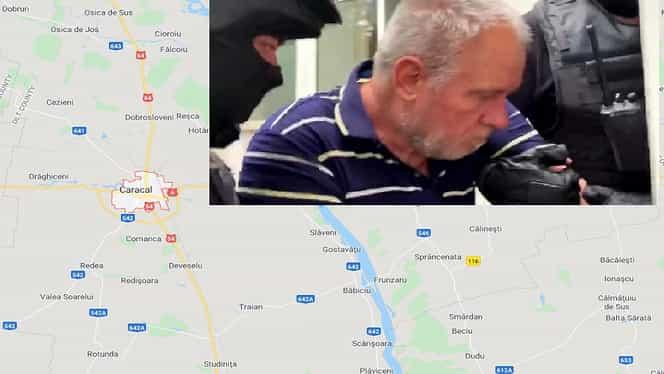Gheorghe Dincă a pus Caracalul pe harta celor mai căutate orașe din România. Câți români au căutat orașul în ultimele 3 luni
