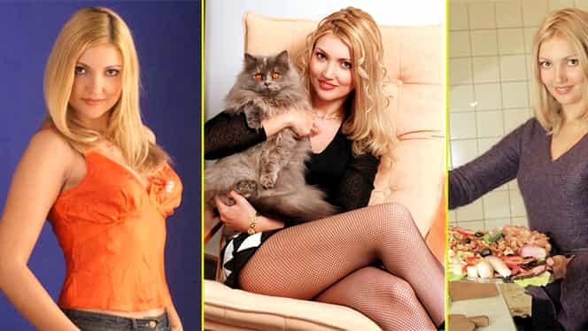 Vă mai aduceţi aminte de Iulia Frăţilă? Cum arată la 9 ani de când s-a retras din TV, din cauza unei boli cumplite