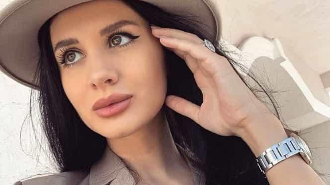 Soția milionarului Alin Ionescu a născut în secret. Larisa a dat naștere unui băiețel