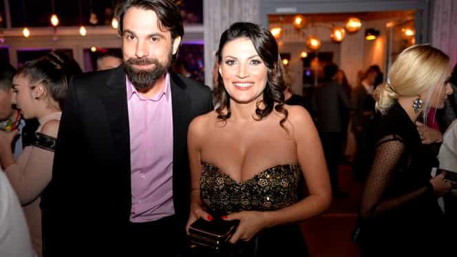 Alexandru Papadopol și Ioana Ginghină au depus actele de divorț. Cum au venit cei doi la notar