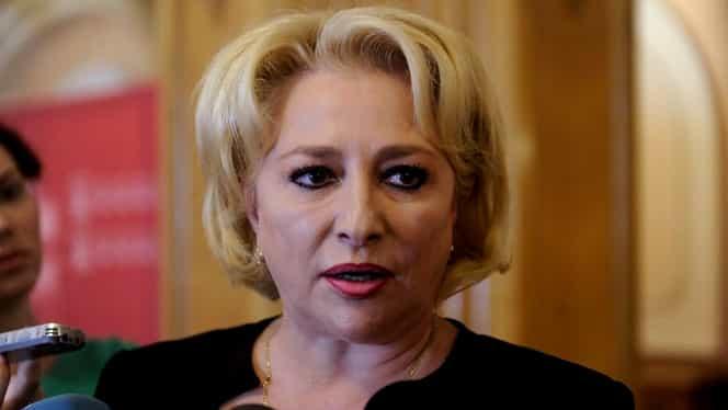 Viorica Dăncilă a refuzat să vorbească despre Colectiv! Cum a reacționat premierul României