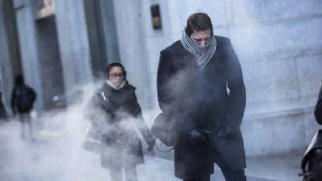 Vortexul polar a ajuns în România! Primele drumuri care au fost închise după ce s-au anunțat ninsori și viscol