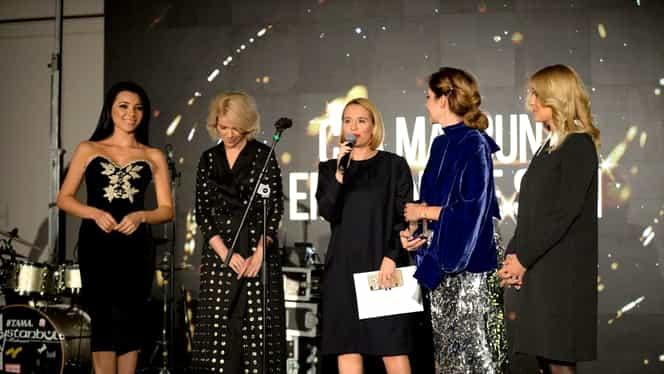 Câștigătorii premiilor TV Mania! Cum s-au afișat vedetele la eveniment. FOTO