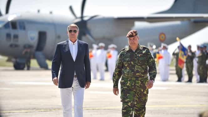 Cine este Nicolae Ciucă, generalul căruia Iohannis i-a prelungit mandatul în fruntea Armatei Române
