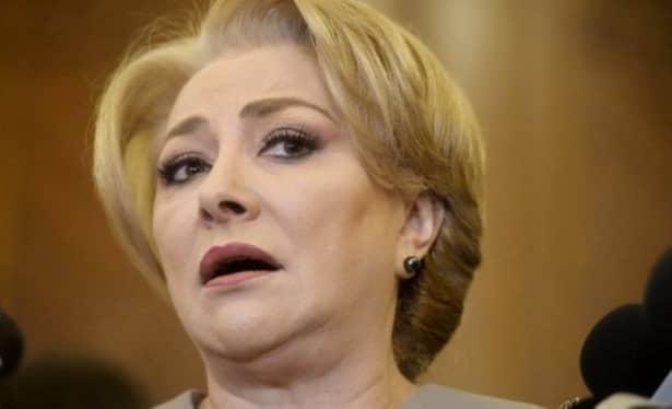 Viorica Dăncilă își dă demisia dacă nu intră în turul 2! Viorica Dăncilă