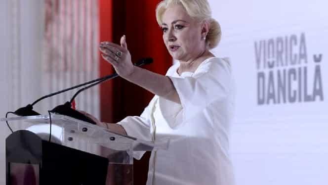 Ce urmează pentru Viorica Dăncilă după ce a pierdut alegerile prezidențiale. Se vehiculează că va fi demisă din fruntea PSD