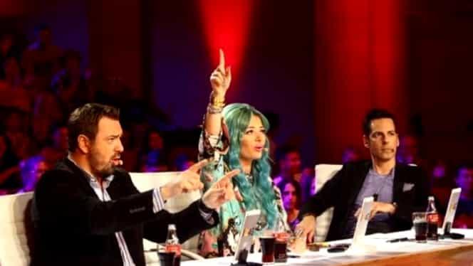 S-au ales categoriile celor trei juraţi de la X-Factor. Pe cine vor antrena Delia, Ştefan Bănică şi Horia Brenciu
