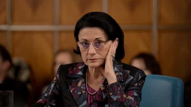Ecaterina Andronescu, ministrul Educației, anunță schimbări la Bacalaureat și Evaluare Națională 2019