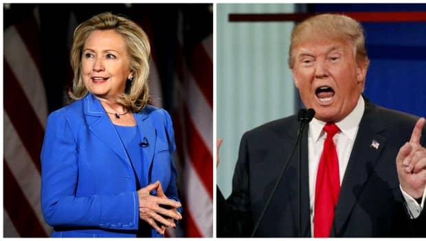 """ALEGERI SUA. """"Super marţi"""": Clinton şi Trump domină după o zi electorală crucială"""