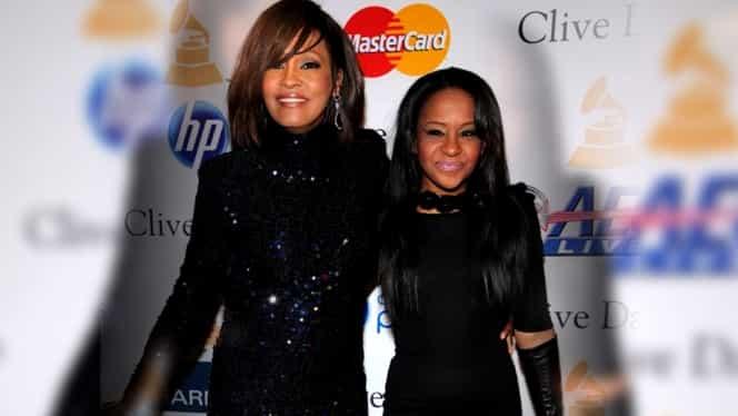 Fiica lui Whitney Houston este pe moarte! Se află în fază terminală