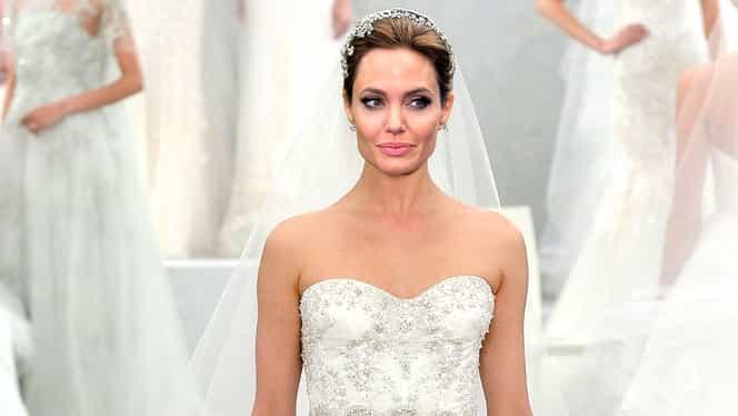 Angelina Jolie se mărită pentru a patra oară! Alesul inimii sale este un om de afaceri britanic