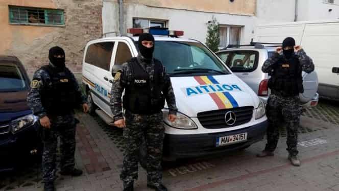 Razie în Capitală! Polițiștii caută suspectul în cazul crimei din Piaţa Constituţiei