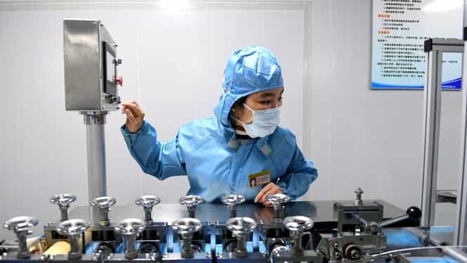 Vaccinul contra coronavirus a fost creat de către cercetătorii din Hong Kong, dar nu va fi pus la dispoziția populației