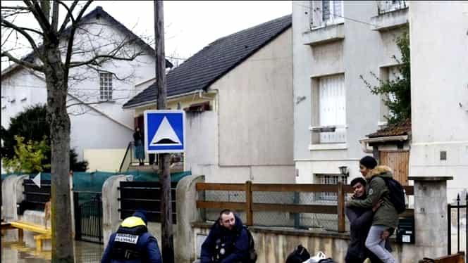 Inundaţii de proporţii în Paris! 1500 de oameni au fost evacuaţi!