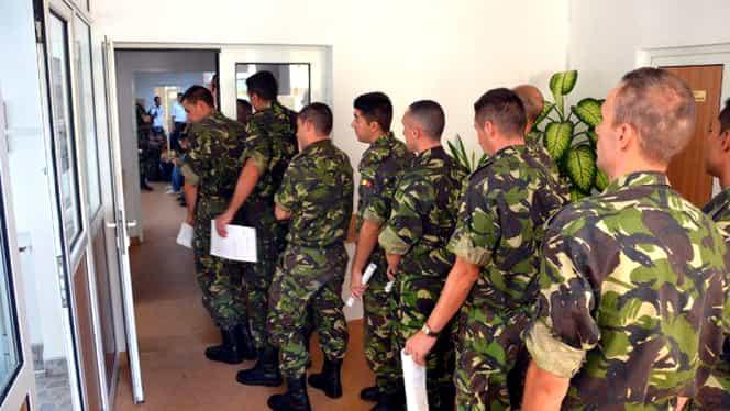 Armata Română, printre angajatorii de TOP! Ce salarii şi ce beneficii în bani au angajaţii