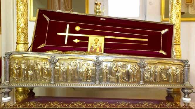 Calendar ortodox, 27 ianuarie. Este prăznuită Aducerea moaștelor Sfântului Ioan Gură de Aur