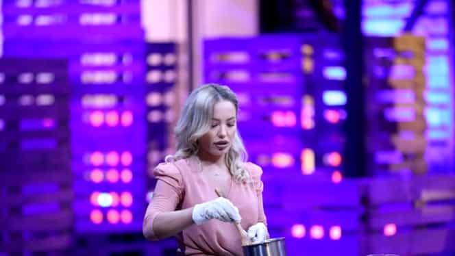 Diana Ungureanu, cea mai îndrăzneaţă concurentă de la Masterchef. Cât e de frumoasă. FOTO