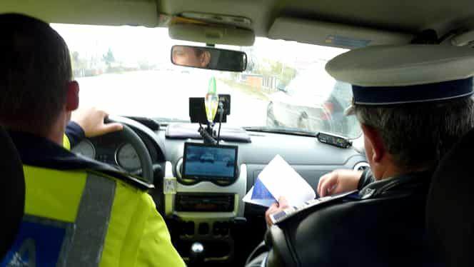 Mii de șoferi vor primi înapoi banii pe amenzi! Greșeala polițiștilor!