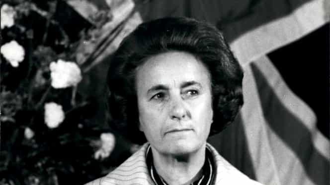 Salariu fabulos pentru Elena Ceaușescu! Soția lui Ncolae Ceaușescu lua bani din două locuri