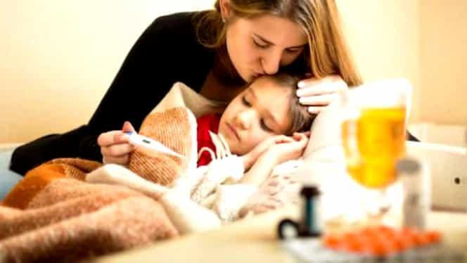 România, în pragul unei epidemii de gripă!  Avertismentul medicilor