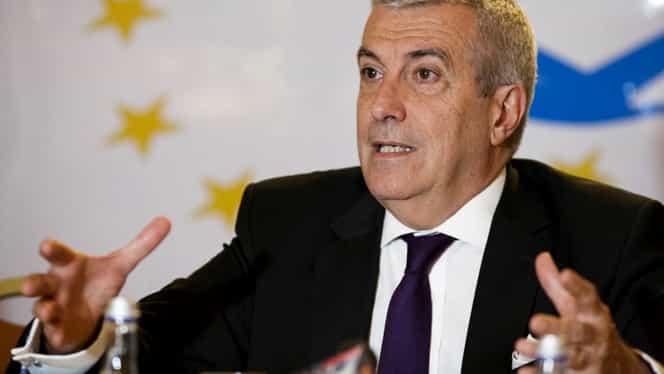 Călin Popescu Tăriceanu, candidatul ALDE la Primăria Capitalei? Reacţia fostului preşedinte al Senatului