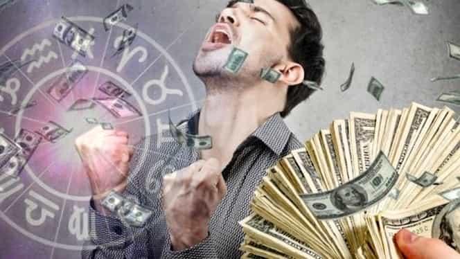Horoscop bani. Lista zodiilor ce vor avea cei mai mulți bani în viață