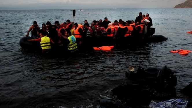 Dramă în Marea Mediterană. Cel puțin 116 de persoane au murit într-un naufragiu