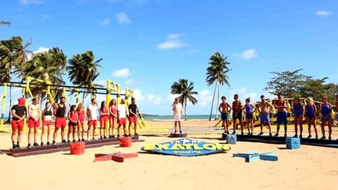 Primele imagini de la Exatlon 3! Ce se întâmplă acum în Republica Dominicană. GALERIE FOTO