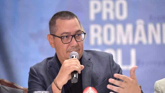 """Ponta dezvăluie cea mai mare înșelăciune: """"Pensia mamei a fost înghețată, dar indemnizația mea ca deputat a crescut"""""""