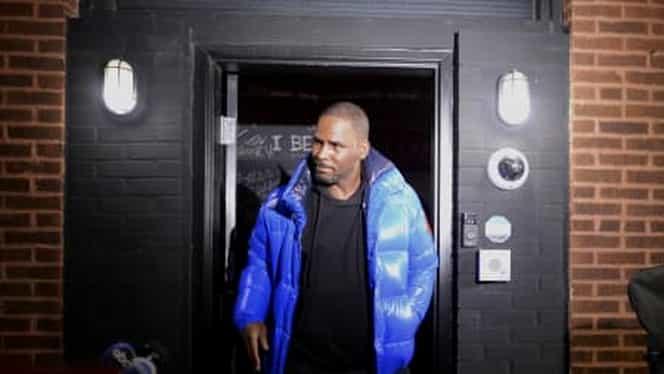 R Kelly s-a predat! Faptele pentru care este acuzat starul R&B din SUA