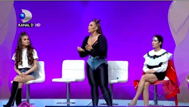 Oana Radu, în colanți foarte mulați la TV. A povestit despre războiul cu kilogramele în plus