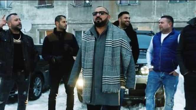 Un polițist din Caraș-Severin a apărut într-un videoclip de manele: Aici e mafia. Ce a declarat apoi