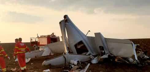 Accident aviatic Tuzla: primele ipoteze. De ce s-a prăbușit avionul